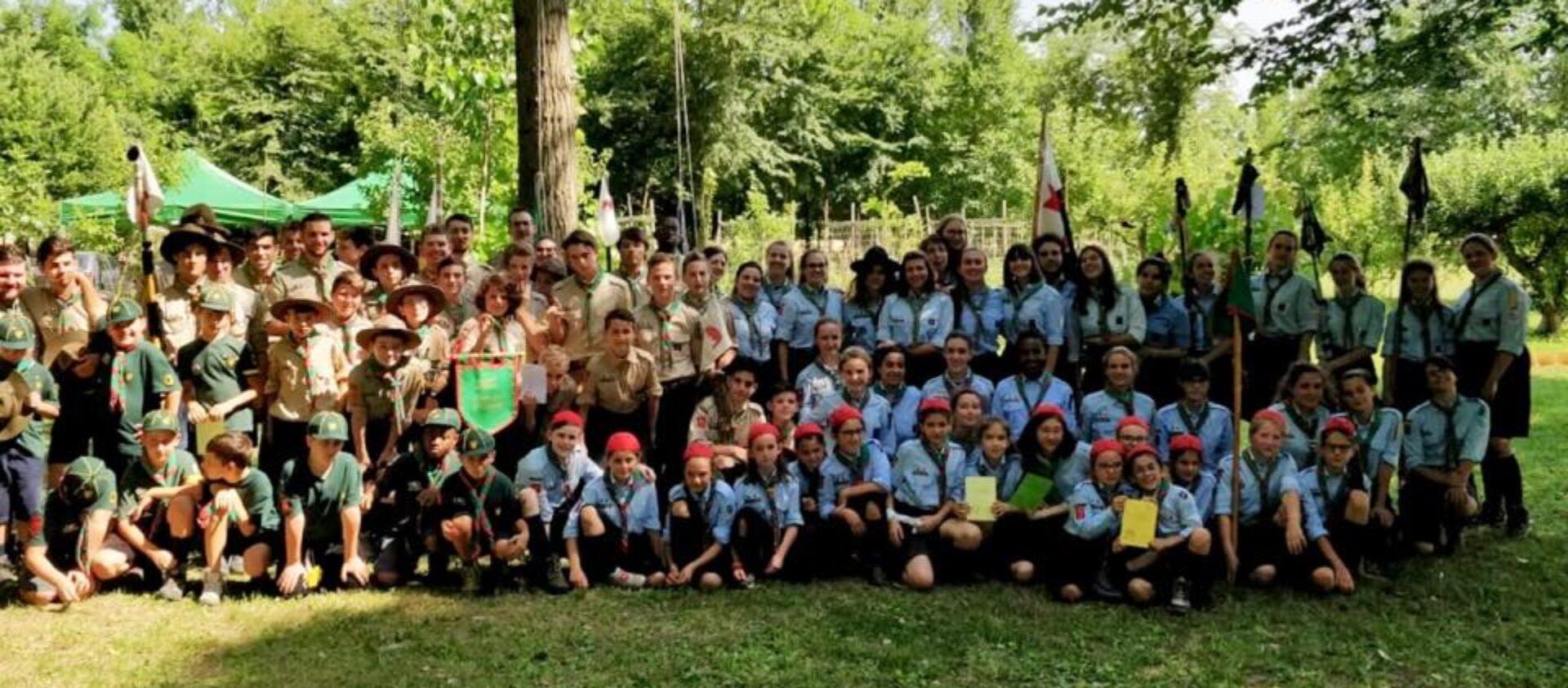Gruppo Scout FSE Meolo 1°